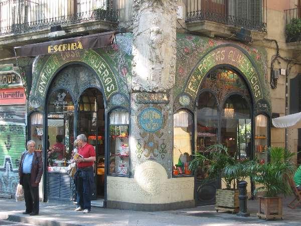 Barcellona maggio 2008 for Ramblas barcellona